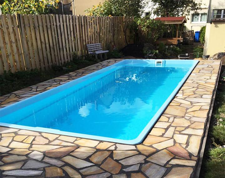 Extrem Abdeckungen und Überdachungen für Pools, Schwimmbecken und Whirlpools LP56