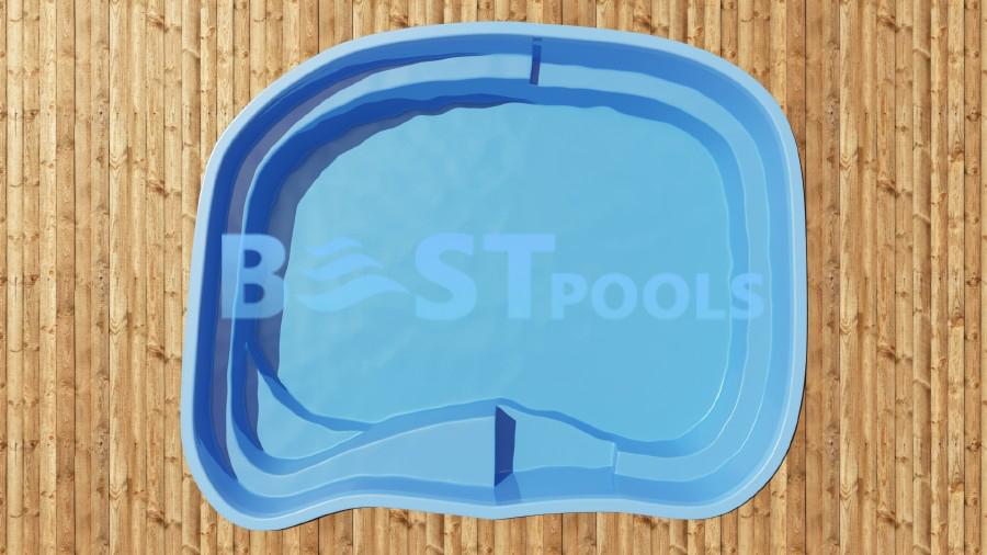 Pools zu top preisen poolpreise pool sets for Pool aus plastik